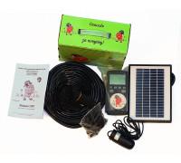 Система автоматического капельного полива Синьор Помидор на солнечной батарее