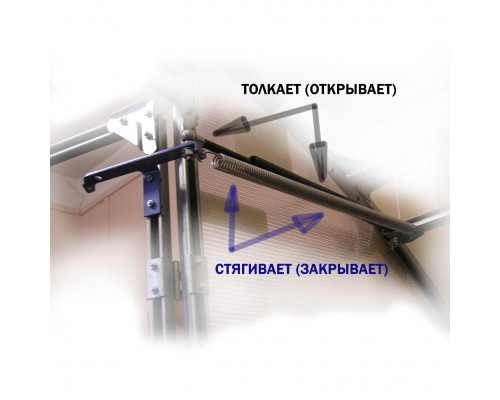 Термопривод «Комфорт» АЭРО-100
