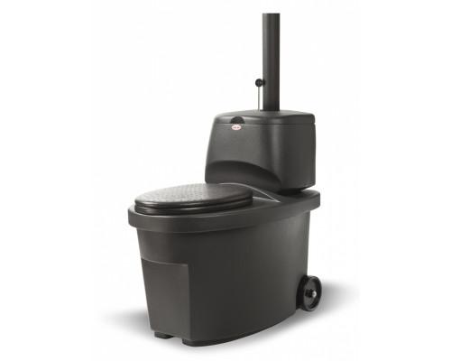 Сухой Туалет Biolan с Pазделителем, серый