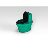 Туалет торфяной «Rostok»