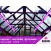 Фитосветильник UnionPowerStar-250W-T полного спектра для теплиц