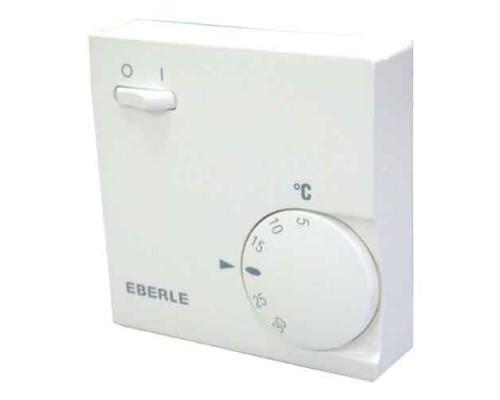 Терморегулятор Eberle RTR-E 6163 с выключателем