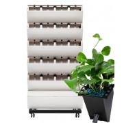 Автономная система озеленения Зеленая стена GWA-20 Wi-Fi