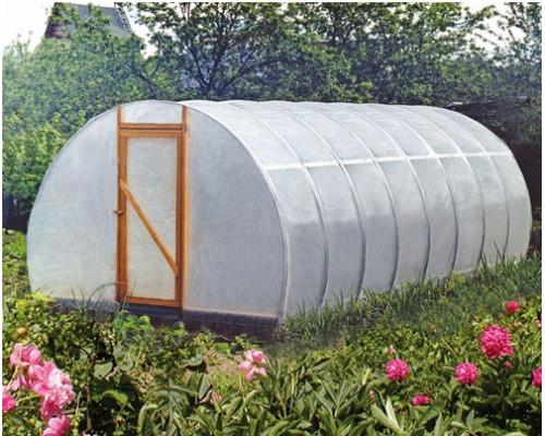 Тоннель Томато под пленку.