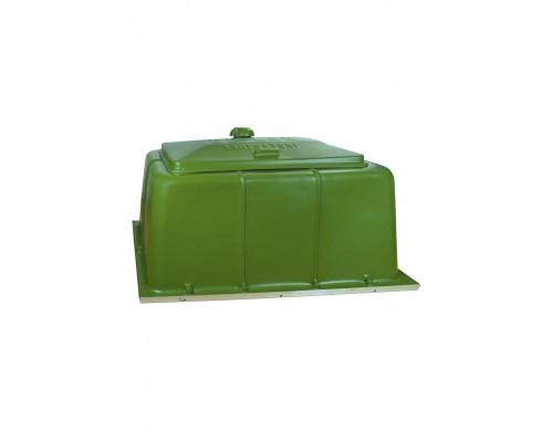 Садовый Компостер Biolan, зеленый