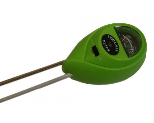 Мультитестер Green Helper PH-200 «3 в 1»