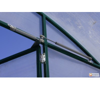 Термопривод для теплицы «Синьор Помидор» с газовой пружиной-доводчиком