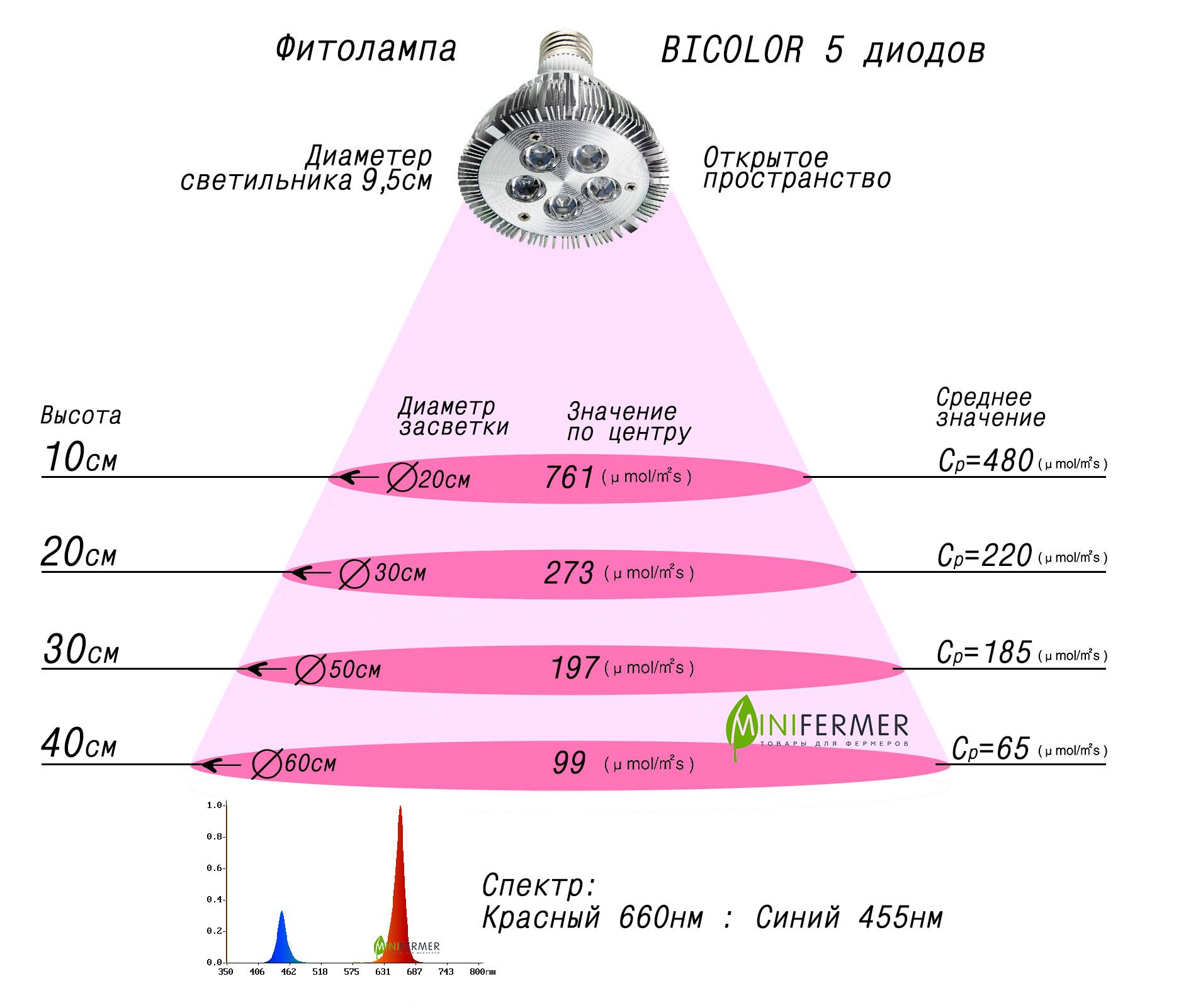 Спектрограмма: