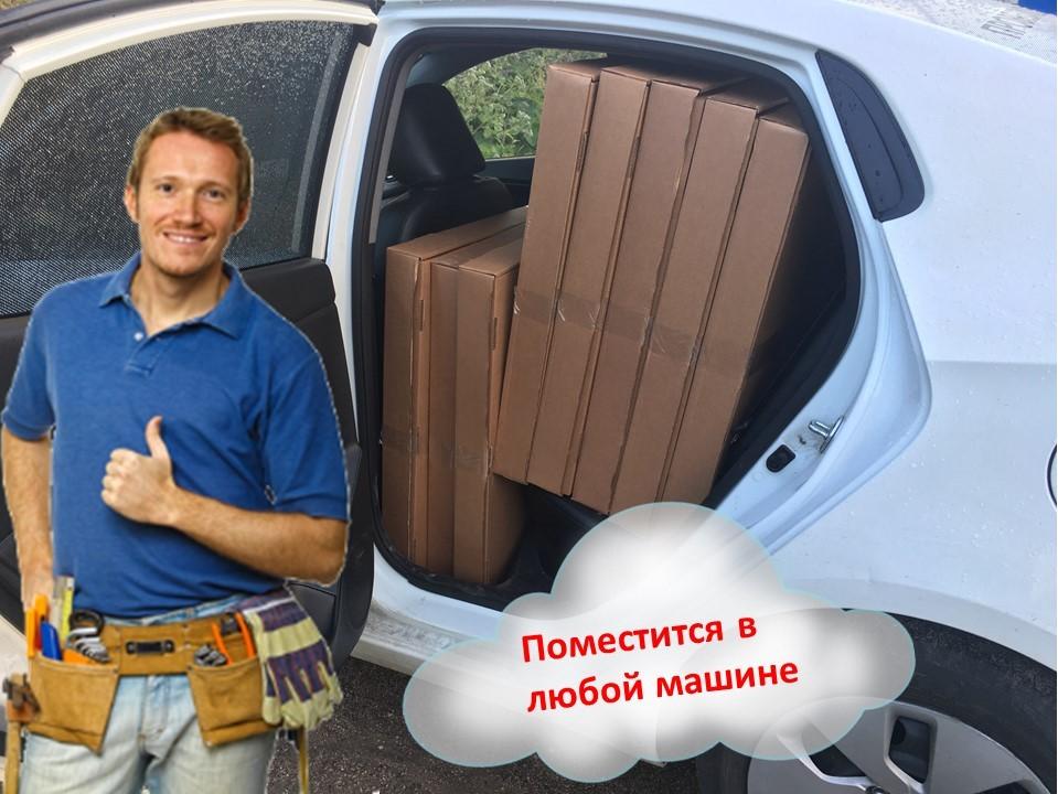 Перевозка козырька Алмарта в авто